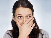 Как лечить запах изо рта