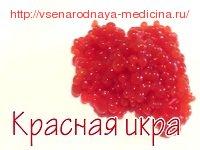 Диетическое питание при анемии