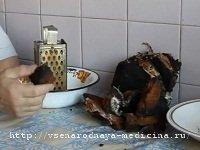 Отвар березового гриба