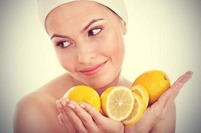 Домашний лимон для кожи