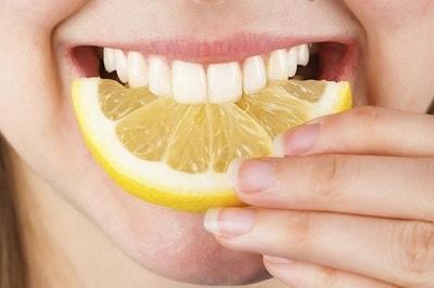 Противопоказания лимона