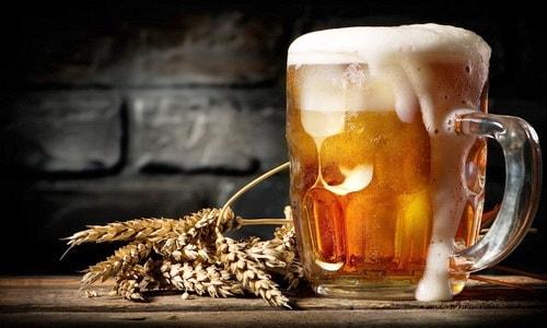 Какие углеводы содержатся в пиве