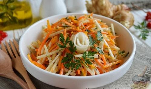Рецепт блюд из топинамбура