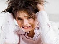 Сильное нервное напряжение в организме