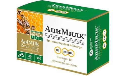 Препараты из пчелиного молочка