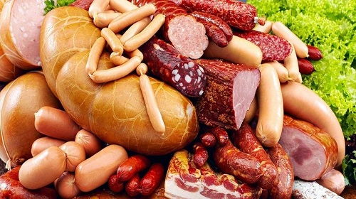 Вредные для сердца продукты
