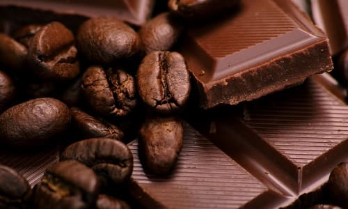 Горький шоколадный