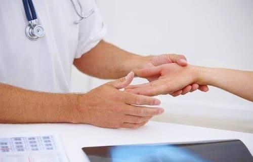 Лечение покалывания пальцев