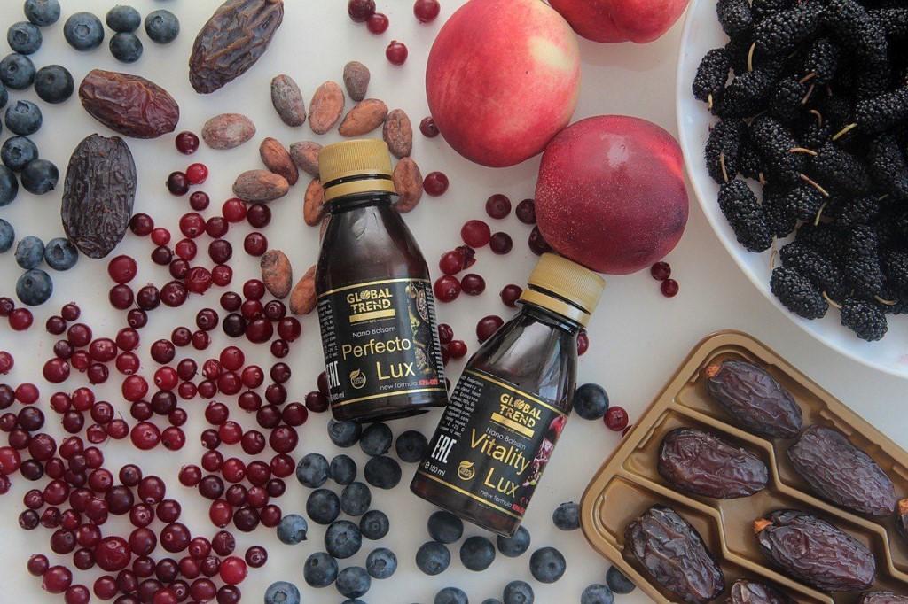 Бальзам Vitality Lux: абсолютно новый инновационный продукт, являющийся комплексом натуральных антиоксидантов
