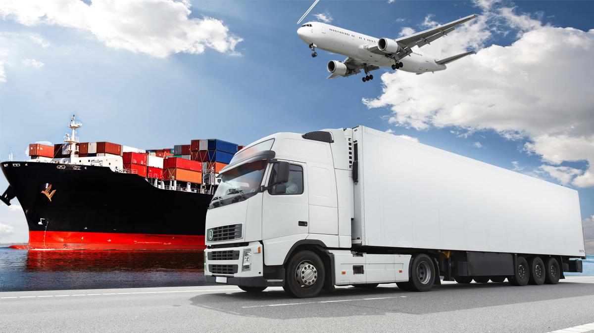 Этапы перевозки грузов