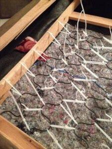 Применение кабельных стяжек