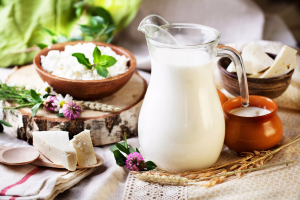 Фермерское молоко: польза для здоровья