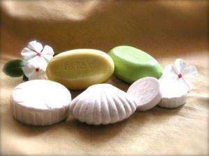 Мыло ежедневный атрибут чистоплотного человека