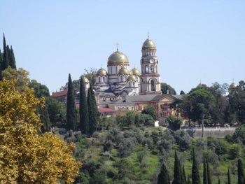 Святые места Абхазии: что посетить?