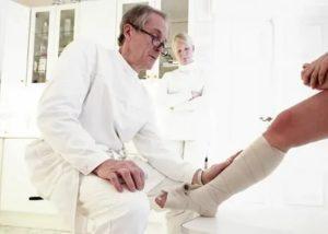 Трофическая язва: эффективные способы лечения