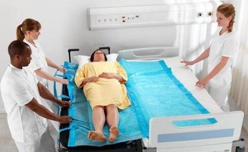 Устройства для перекладывания пациентов