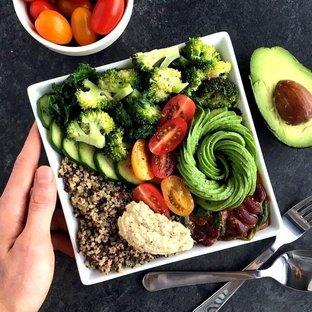 Как подобрать правильное питание: подбор здоровой пищи