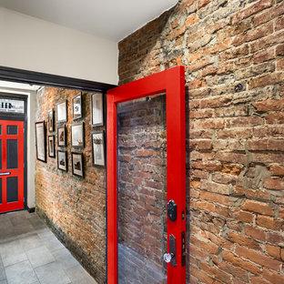 Особенности дизайна дверей в стиле Лофт