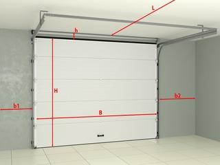 Как выбрать секционные ворота: основные критерии